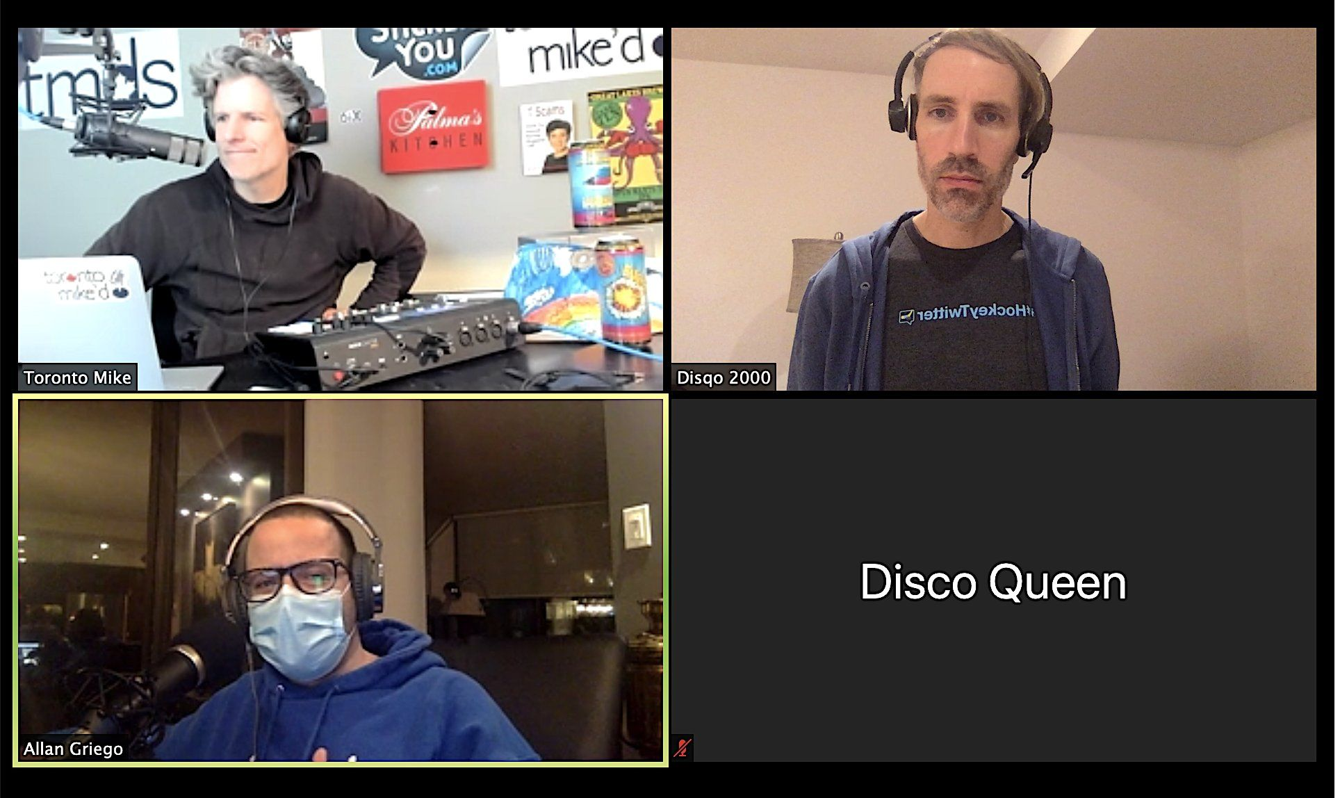 Toronto Mike'd Podcast Episode 786: Disco Jams