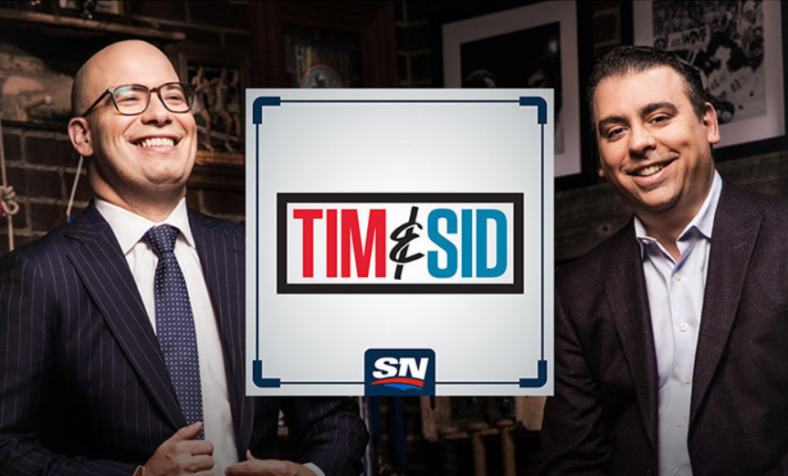 Sid Seixeiro Leaves Tim & Sid for Breakfast Television