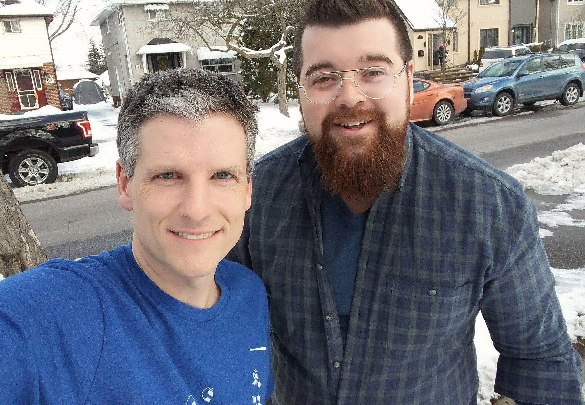 Toronto Mike'd Podcast Episode 306: Keegan Matheson Kicks Out the Jams!