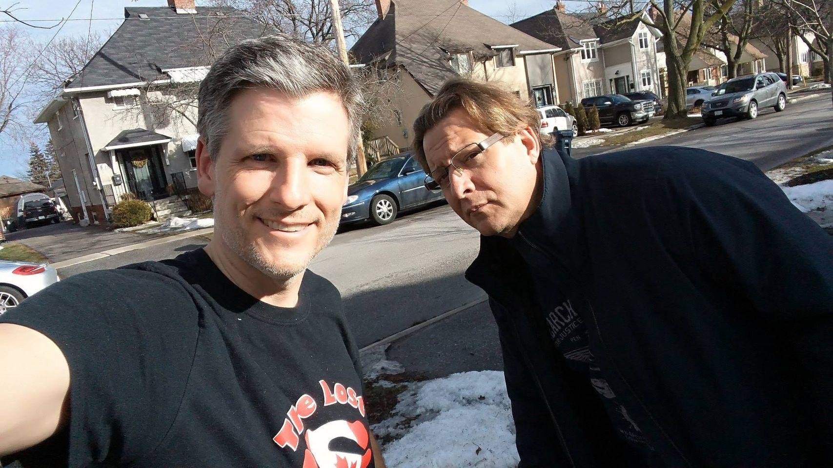 Toronto Mike'd Podcast Episode 307: Alan Cross Kicks Out the Jams!