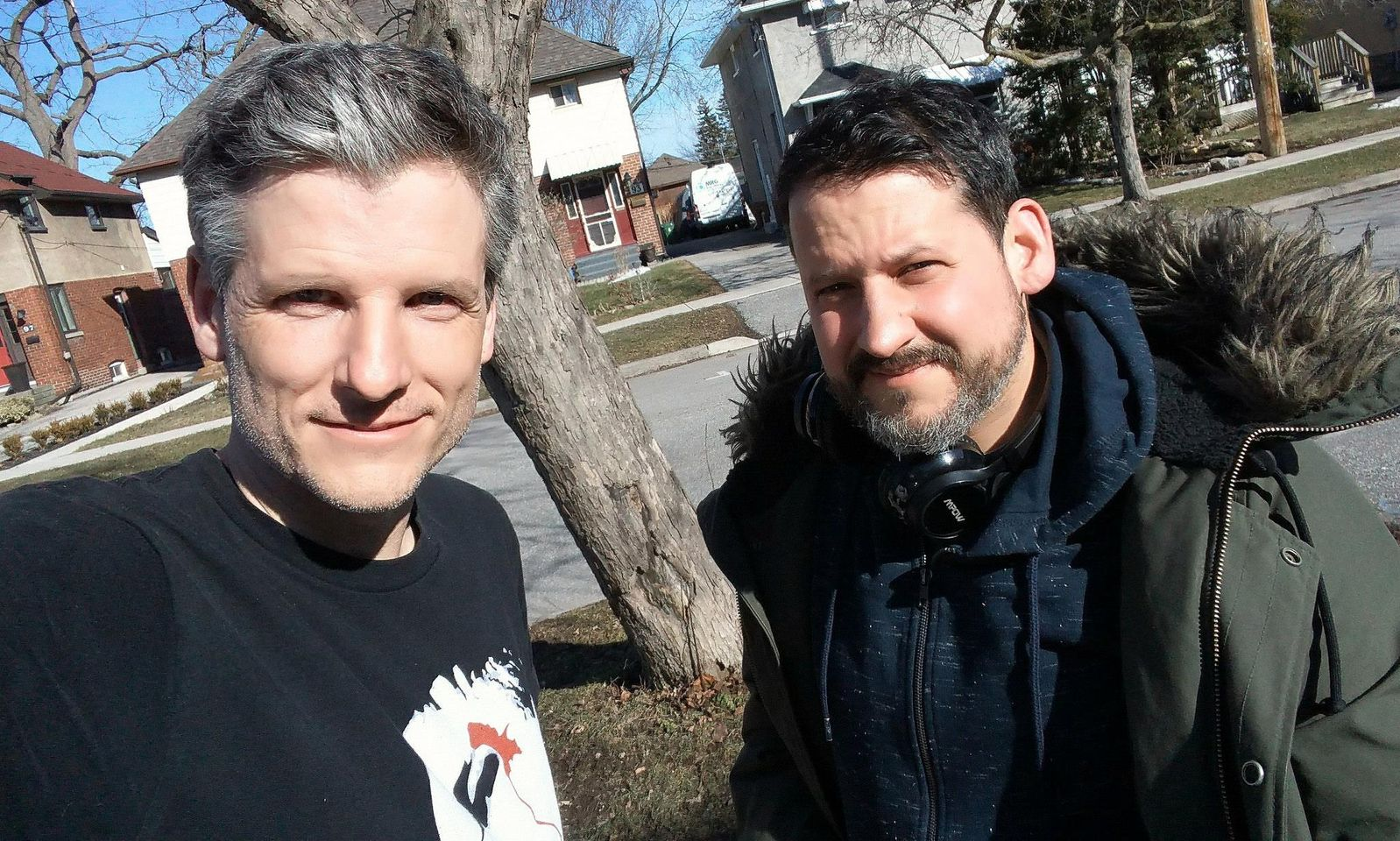 Toronto Mike'd Podcast Episode 308: Shawn William Clarke Kicks Out the Jams!