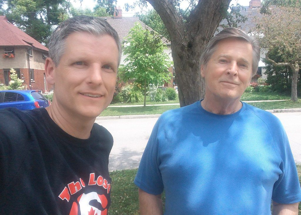 Toronto Mike'd Podcast Episode 484: Gord Martineau