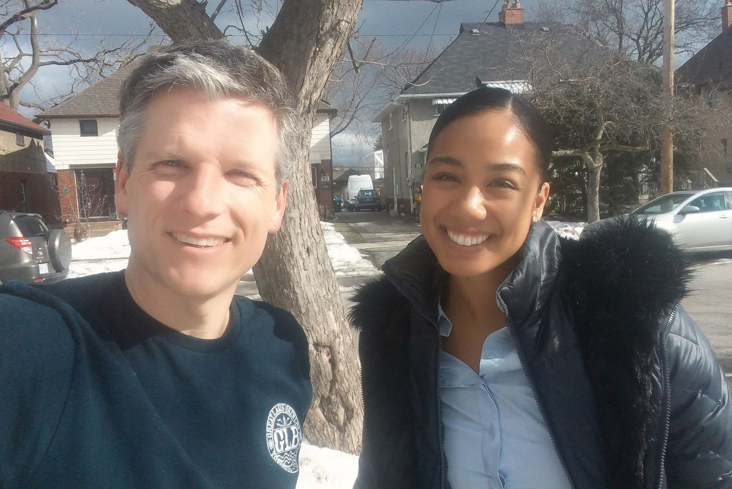 Toronto Mike'd Podcast Episode 429: Kayla-Marie Williams