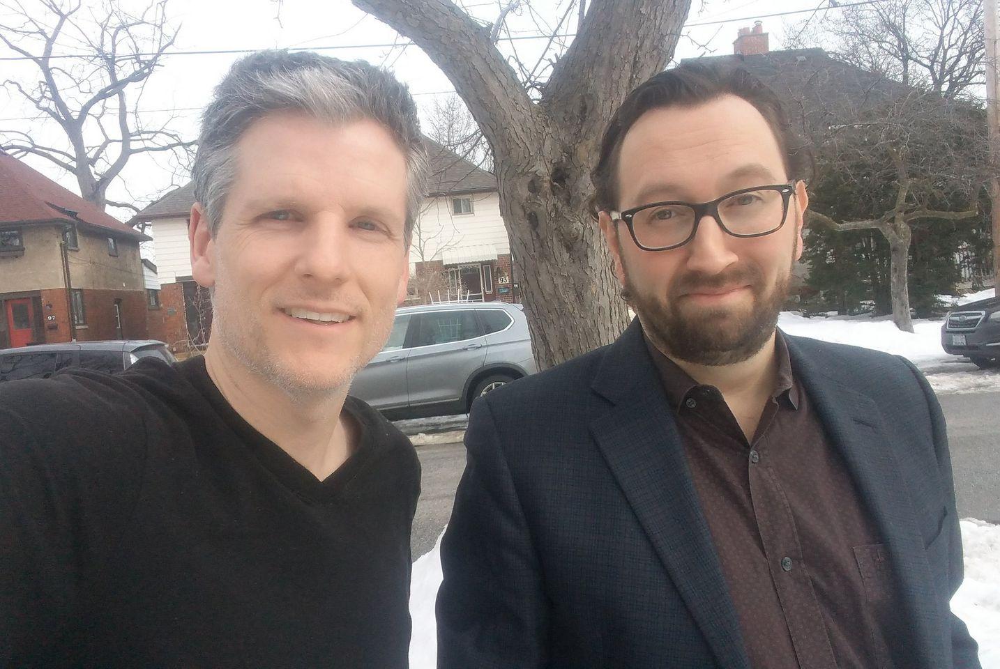 Toronto Mike'd Podcast Episode 428: Mark Wigmore