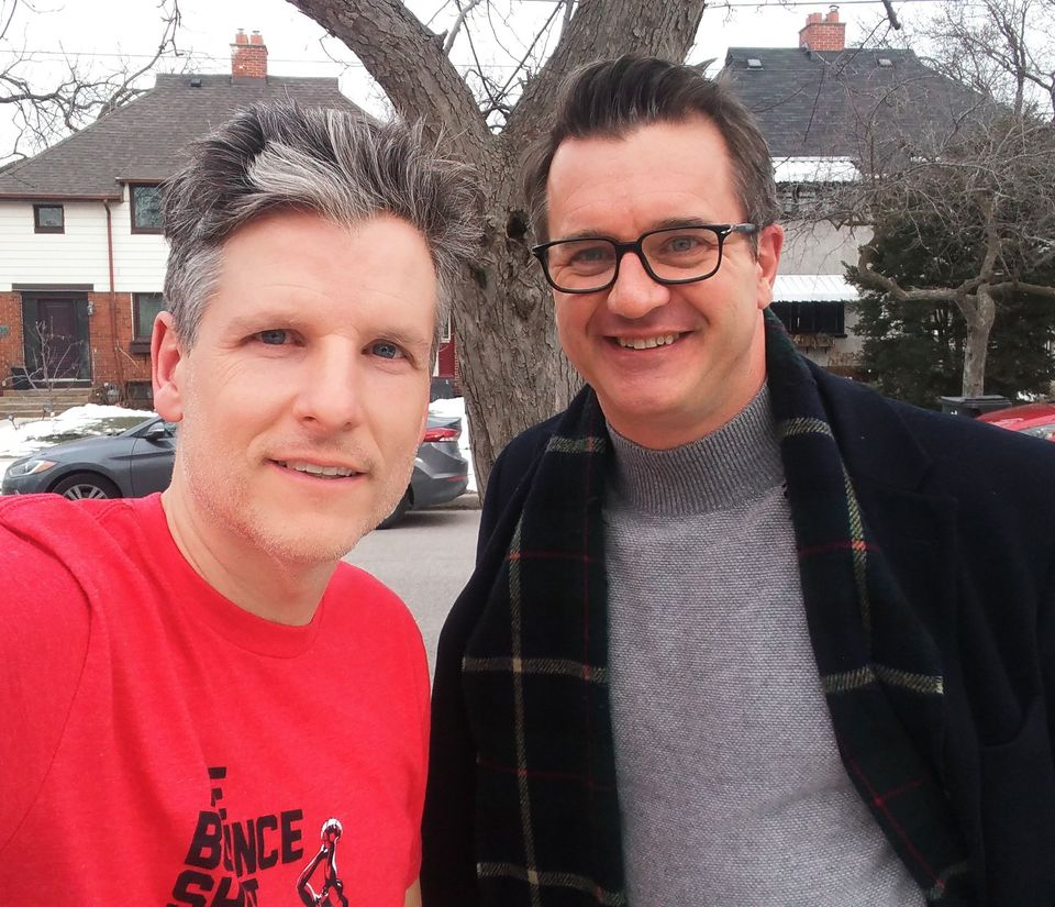 Toronto Mike'd Podcast Episode 583: Alan Carter
