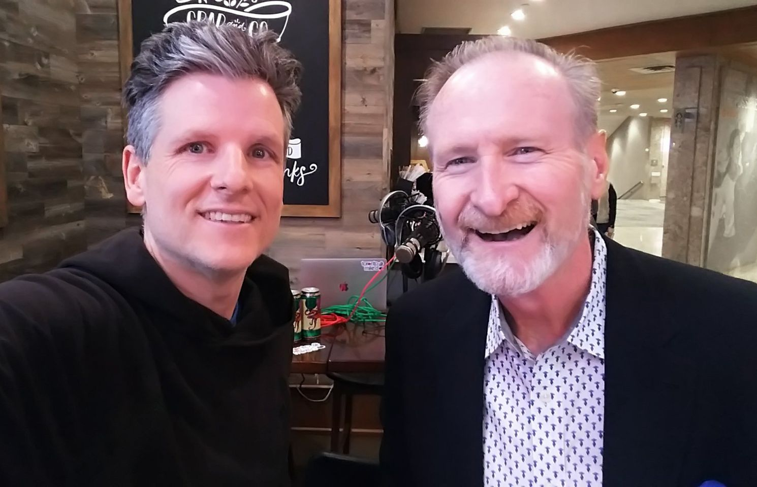 Toronto Mike'd Podcast Episode 582: Jack Armstrong