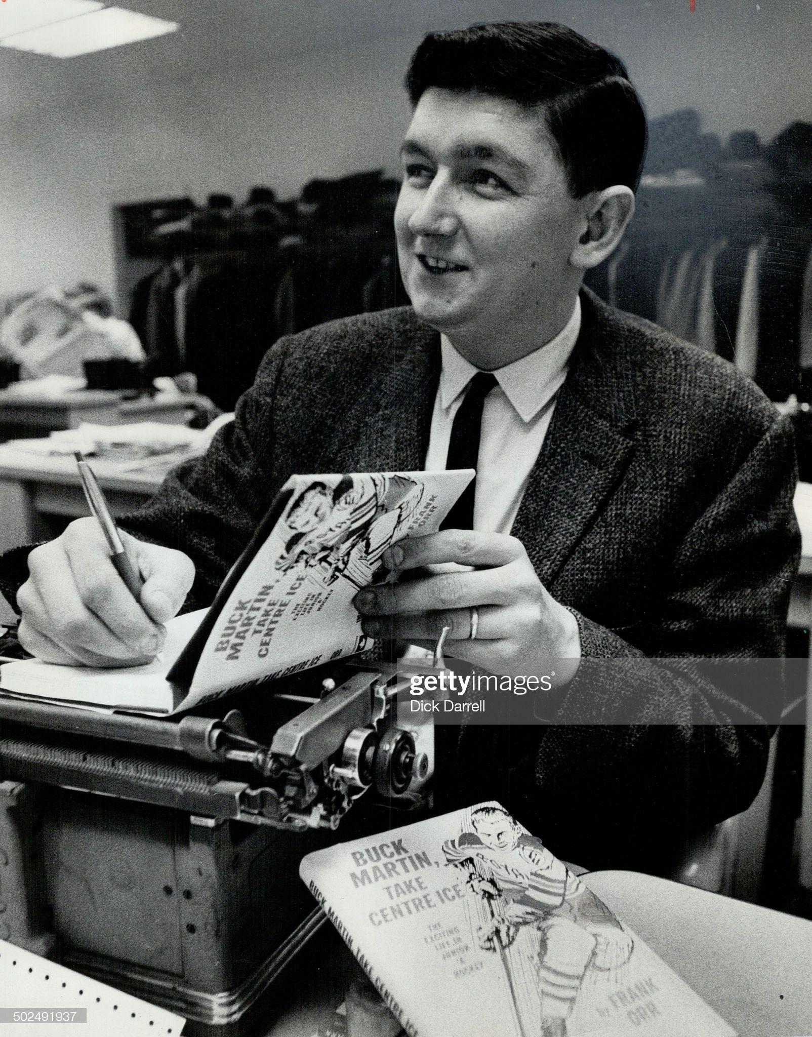 Frank Orr, Dead at 85
