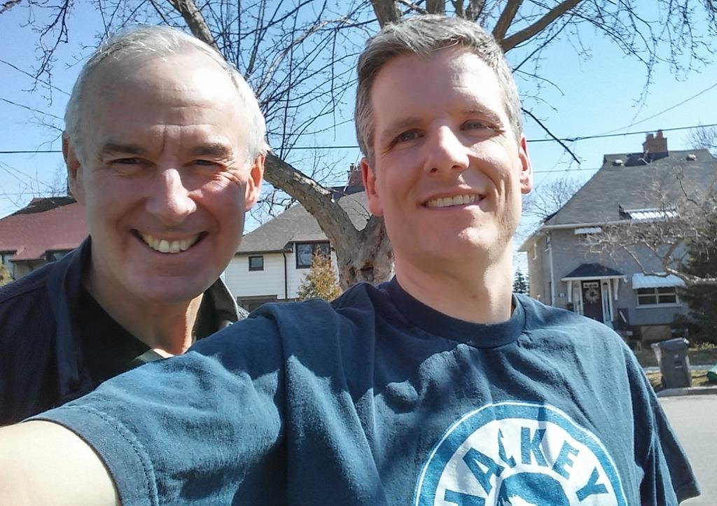 Toronto Mike'd Podcast Episode 165: Ron MacLean
