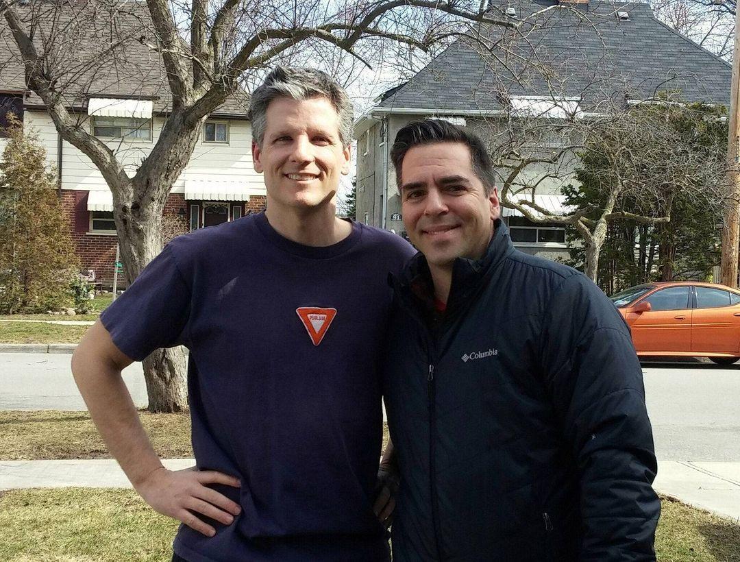 Toronto Mike'd Podcast Episode 223: Barry Davis