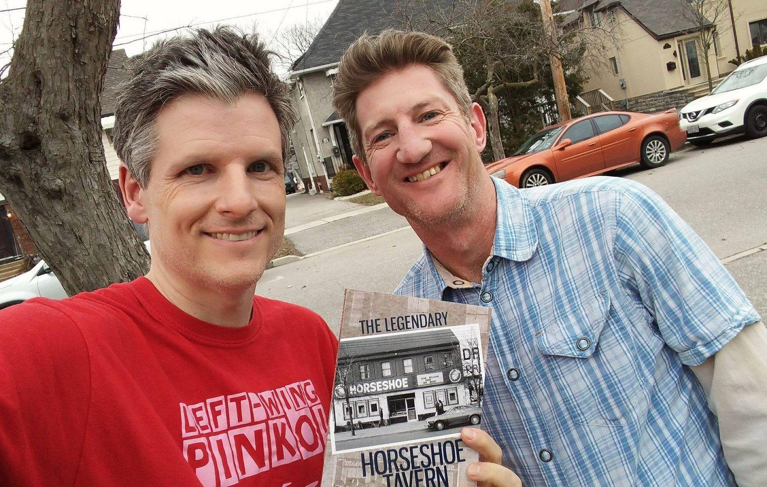 Toronto Mike'd Podcast Episode 310: The Horseshoe Tavern