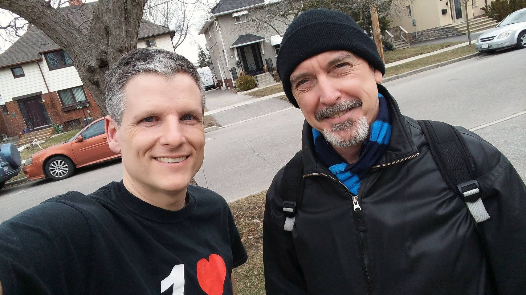 Toronto Mike'd Podcast Episode 313: Tim Langton