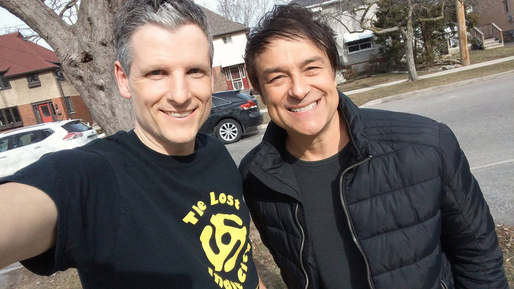 Toronto Mike'd Podcast Episode 316: Gord Deppe from The Spoons