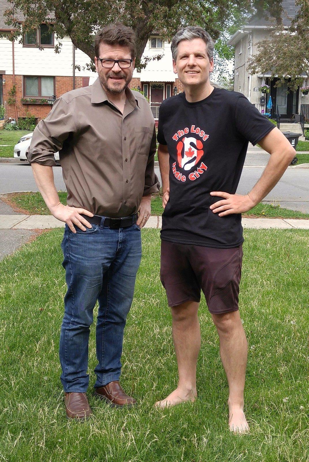 Toronto Mike'd Podcast Episode 238: Richard Syrett