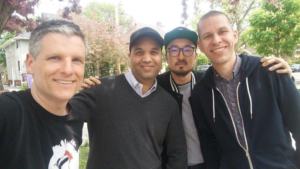 Toronto Mike'd Podcast Episode 472: John Pollock and Wai Ting