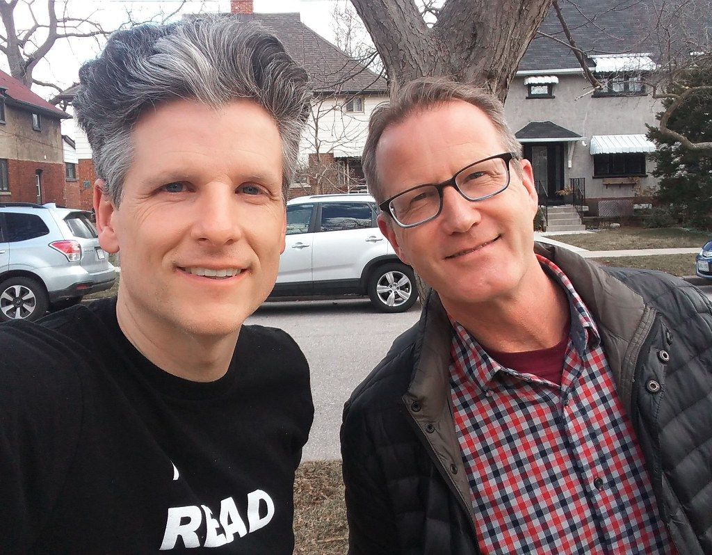 Toronto Mike'd Podcast Episode 596: David Rider
