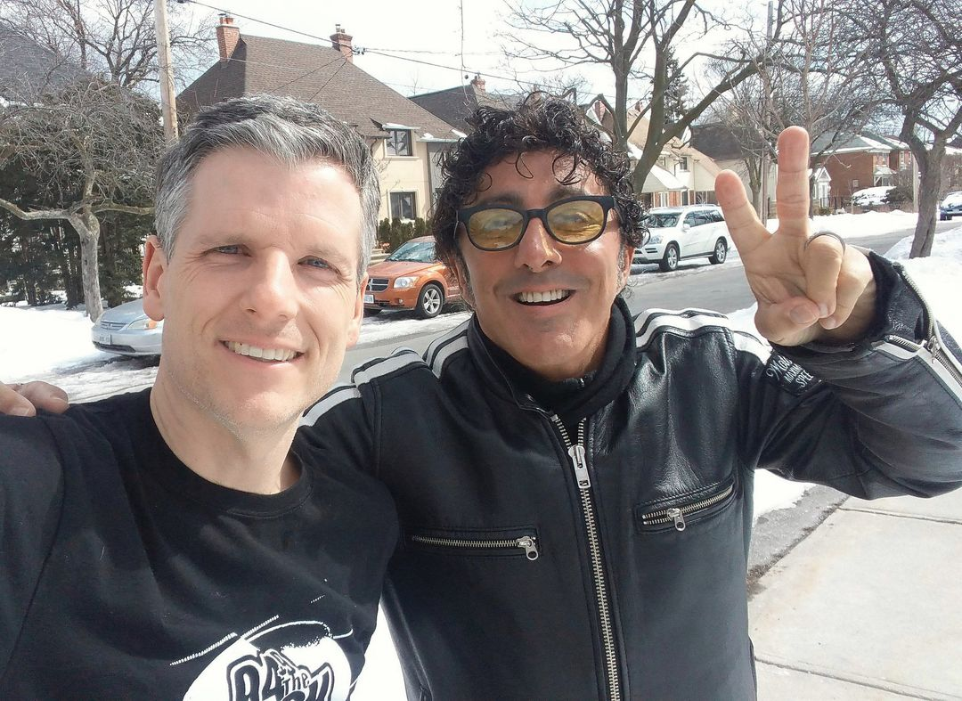 Toronto Mike'd Podcast Episode 439: Tom Stephen from The Jeff Healey Band
