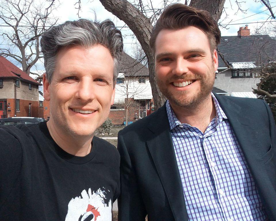 Toronto Mike'd Podcast Episode 593: Ben Ennis