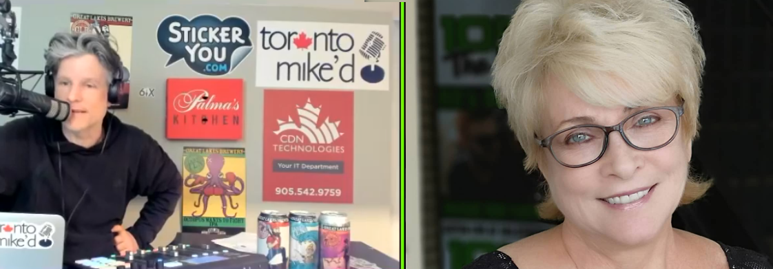 Toronto Mike'd Podcast Episode 810: Ann Rohmer Kicks Out the Jams!