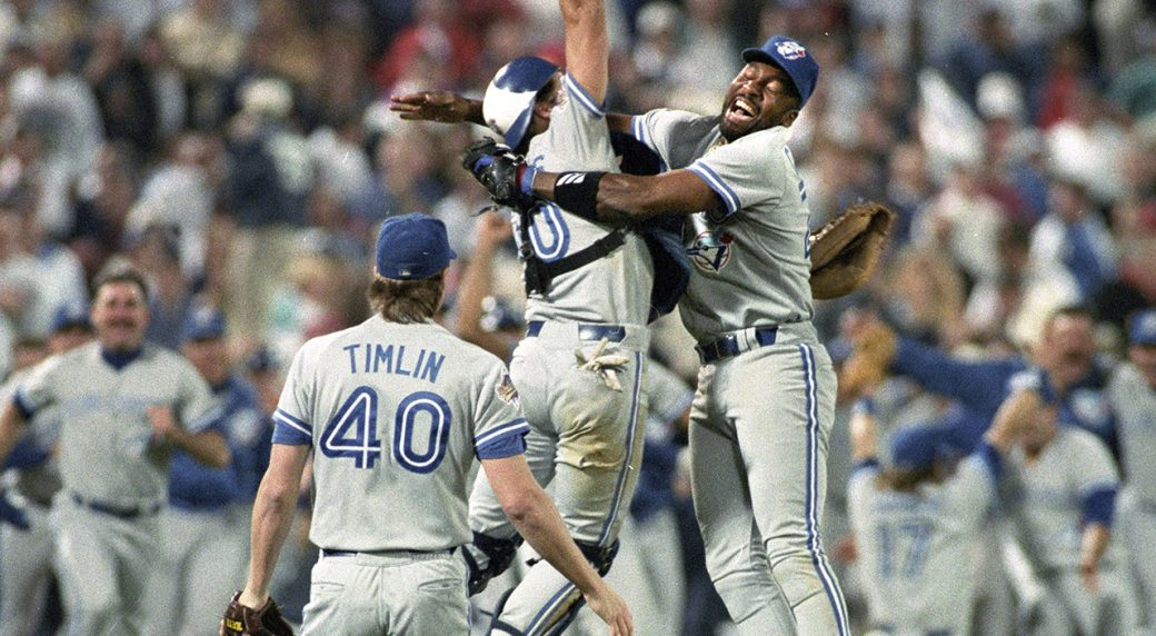 Toronto Blue Jays 1992 World Series Clincher on The Fan 1430