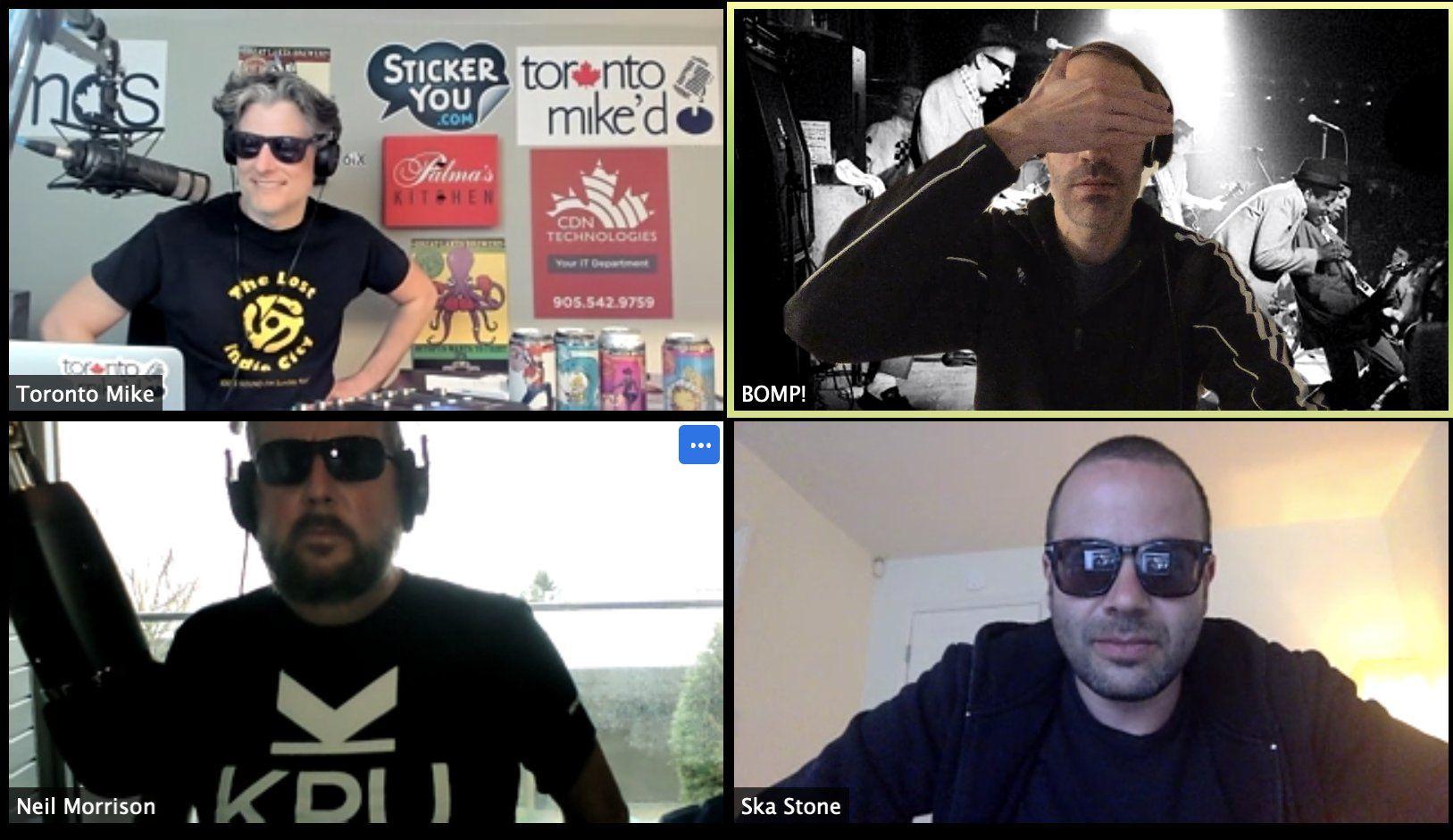 Toronto Mike'd Podcast Episode 819: Ska