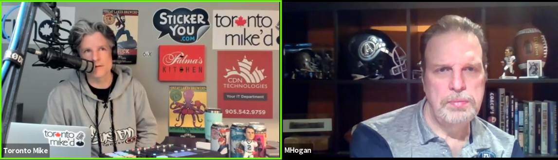 Toronto Mike'd Podcast Episode 822: Mike Hogan Kicks Out the Jams