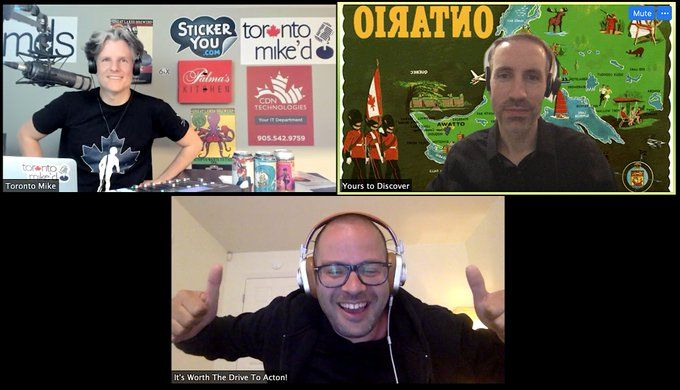 Toronto Mike'd Podcast Episode 824: Ontario Jams That Aren't Toronto Jams