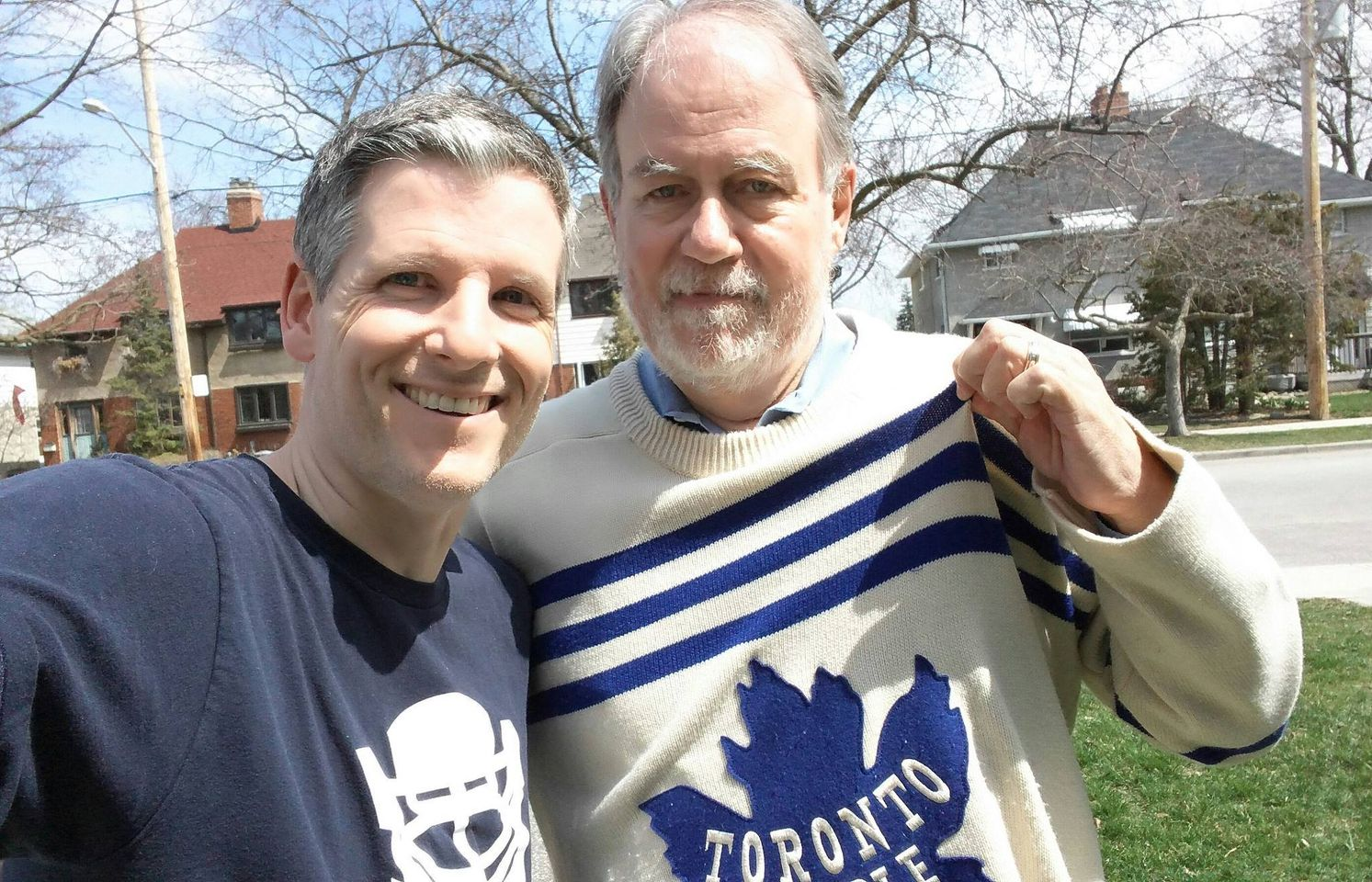 Toronto Mike'd Podcast Episode 230: Bill Hayes