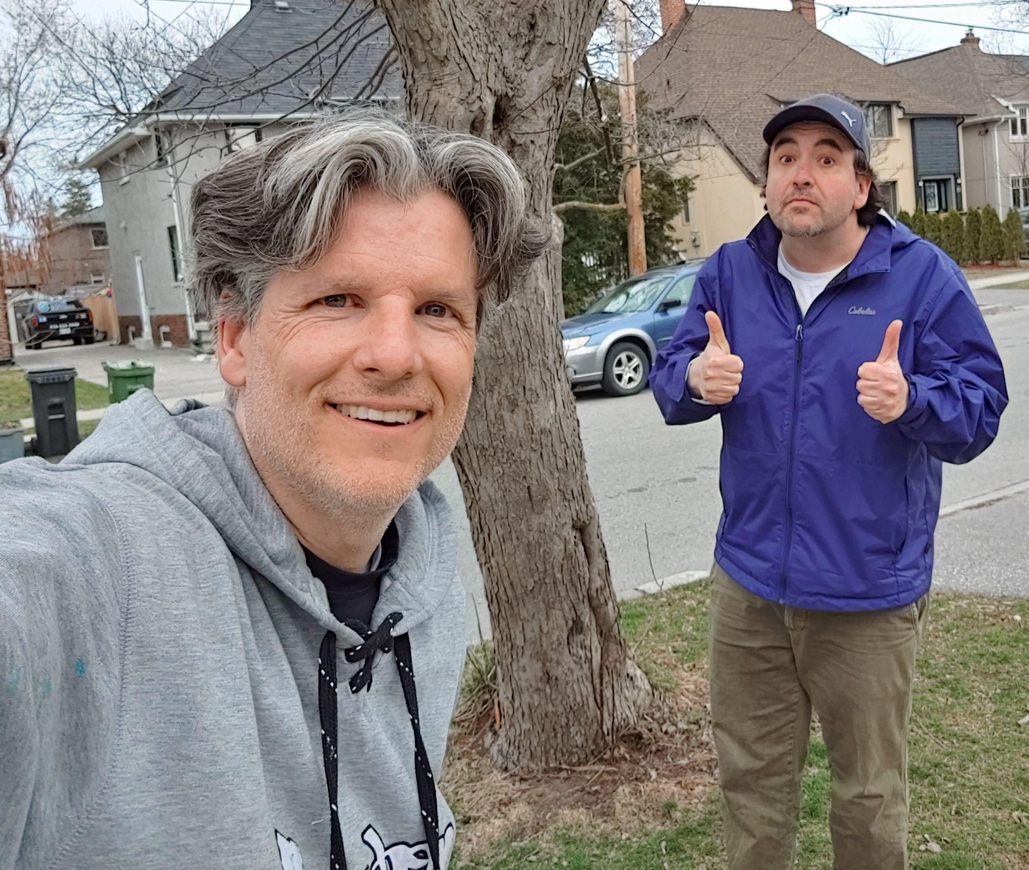 Toronto Mike'd Podcast Episode 831: Marc Weisblott from 12:36