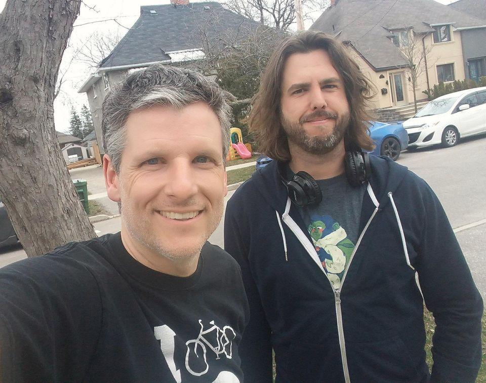 Toronto Mike'd Podcast Episode 329: Matt Elliott