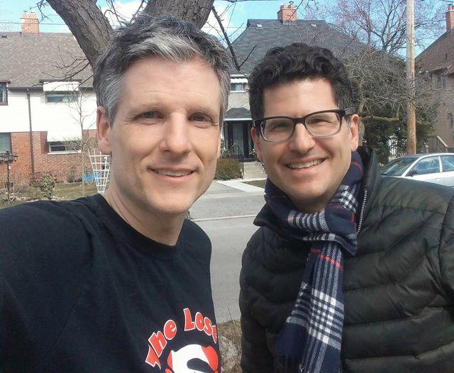 Toronto Mike'd Podcast Episode 448: The Watchmen's Sammy Kohn
