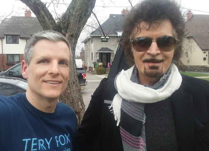 Toronto Mike'd Podcast Episode 453: Gino Vannelli
