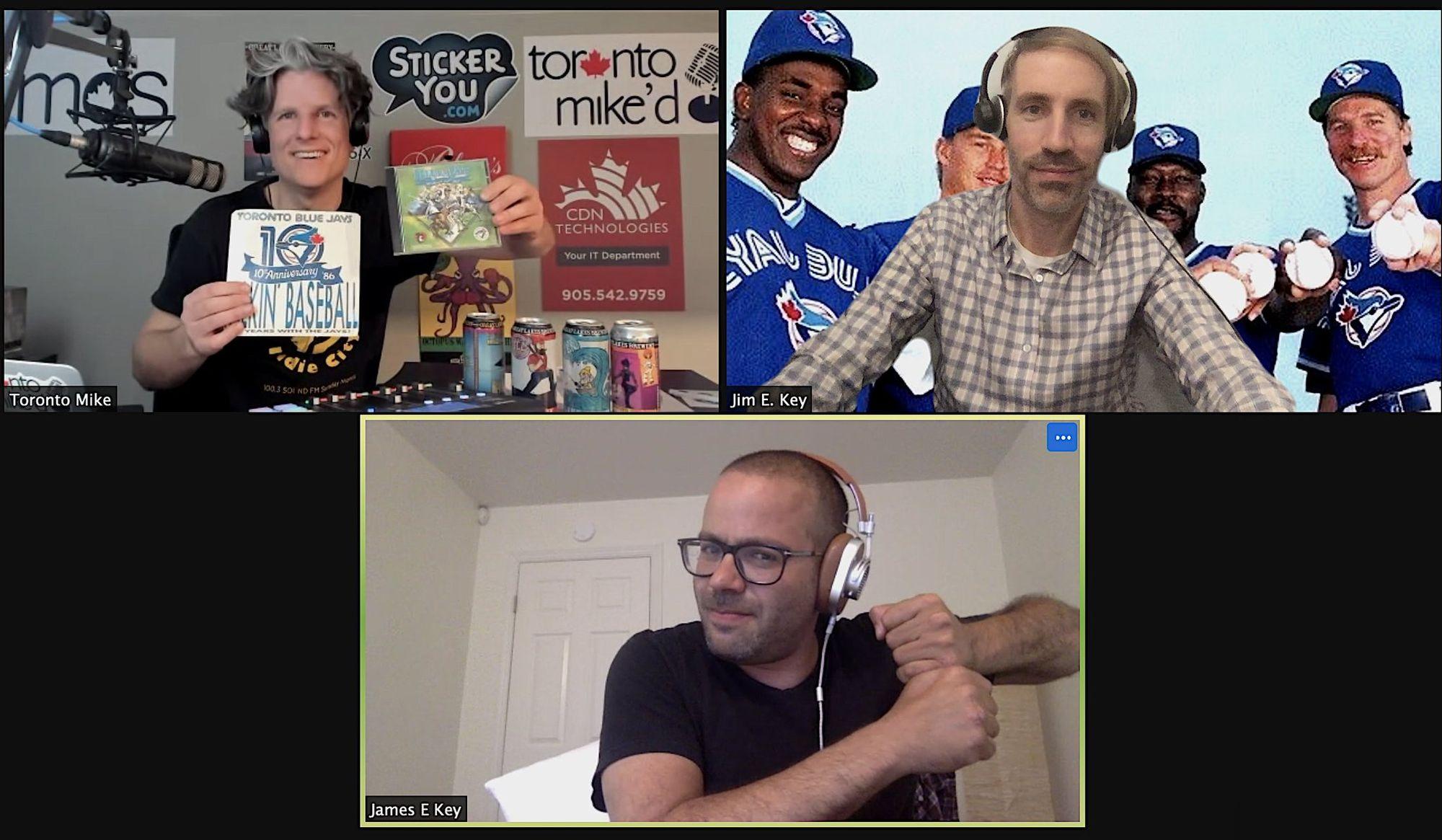 Toronto Mike'd Podcast Episode 832: Baseball Jams ⚾