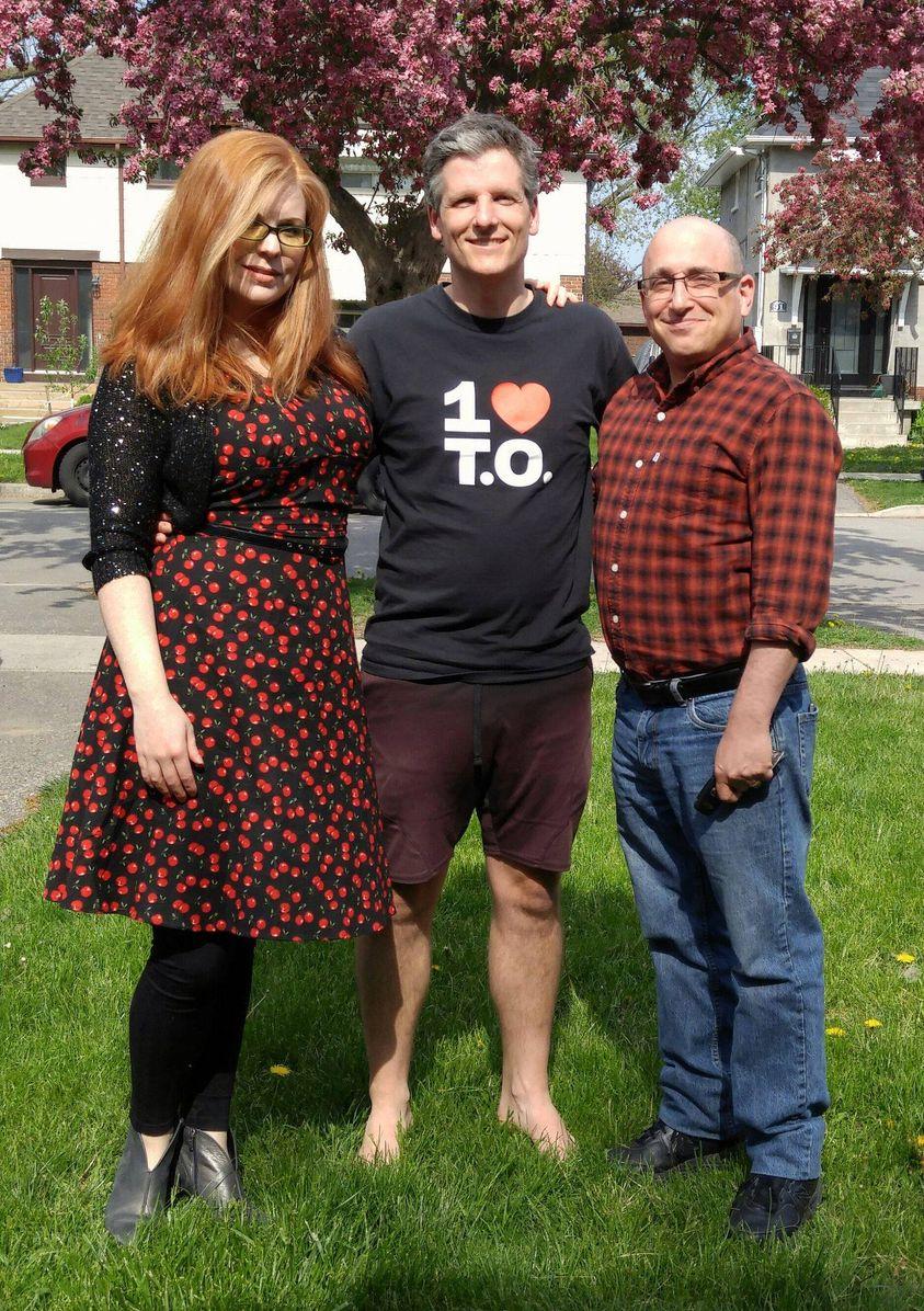 Toronto Mike'd Podcast Episode 237: Liana K and Steven Kerzner