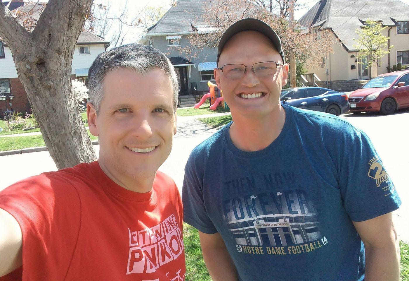 Toronto Mike'd Podcast Episode 333: Sean Fitz-Gerald