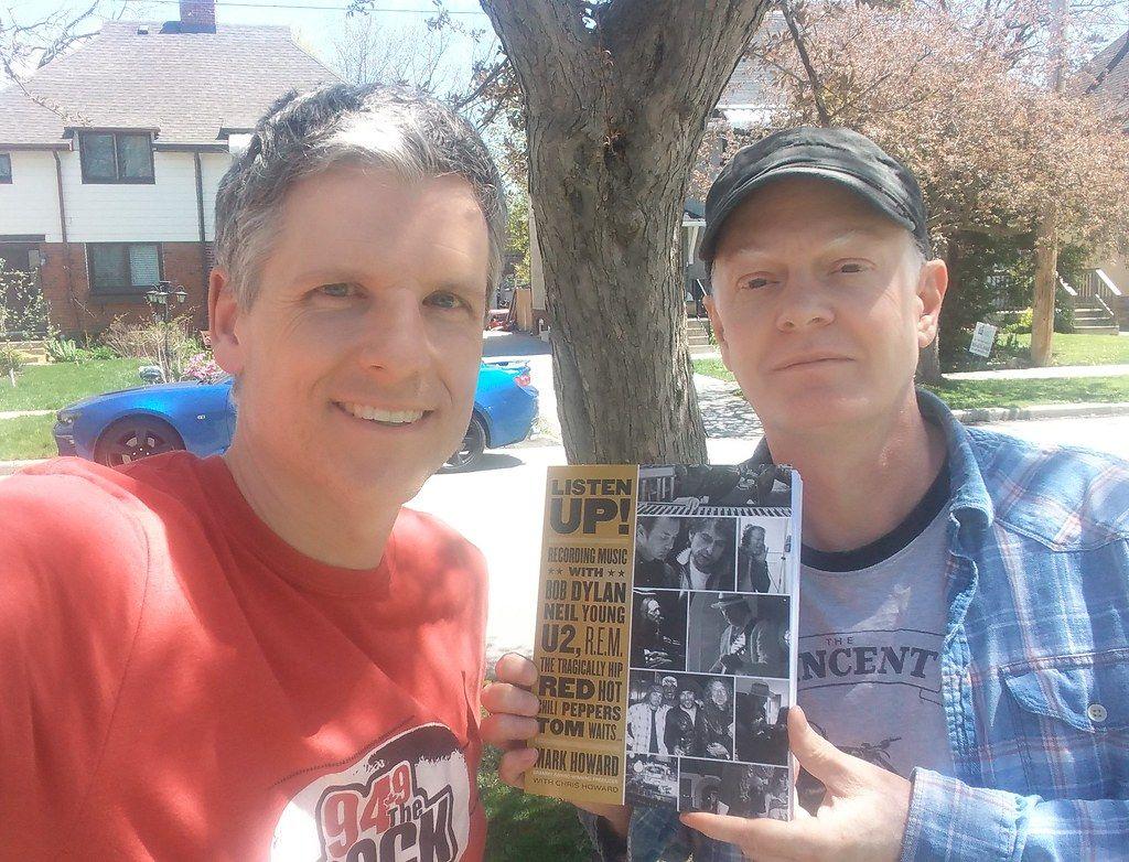 Toronto Mike'd Podcast Episode 465: Mark Howard