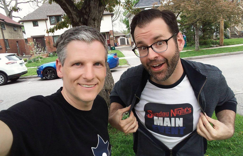 Toronto Mike'd Podcast Episode 337: Jason Agnew