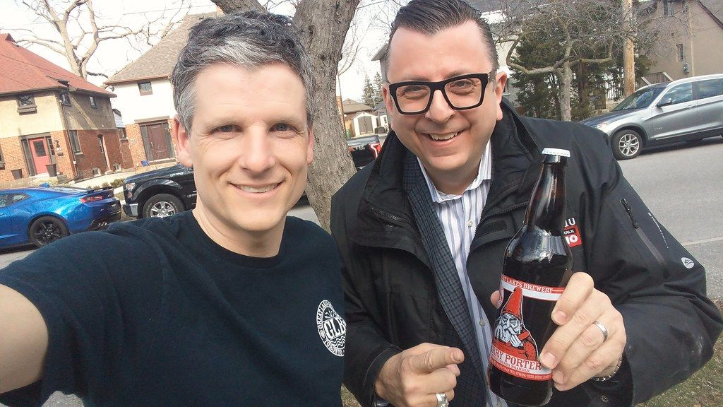 Toronto Mike'd Podcast Episode 323: Richard Crouse