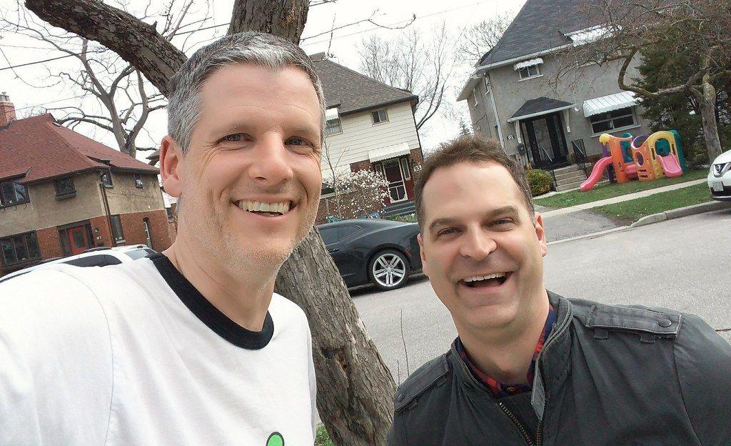 Toronto Mike'd Podcast Episode 332: Jay Onrait