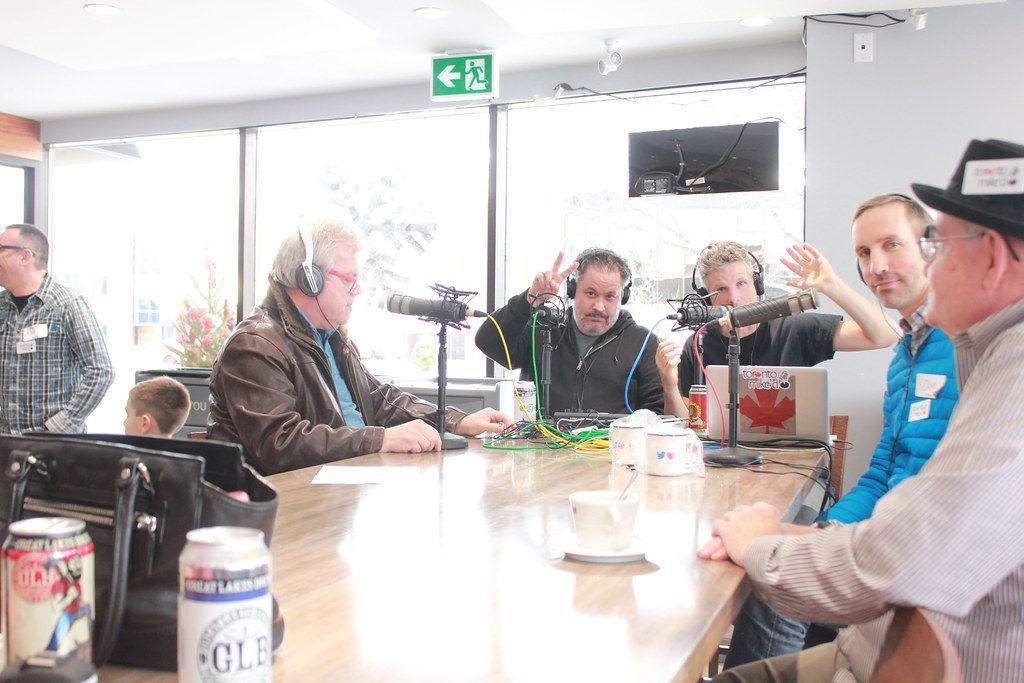 Toronto Mike'd Podcast Episode 637: Gene Valaitis