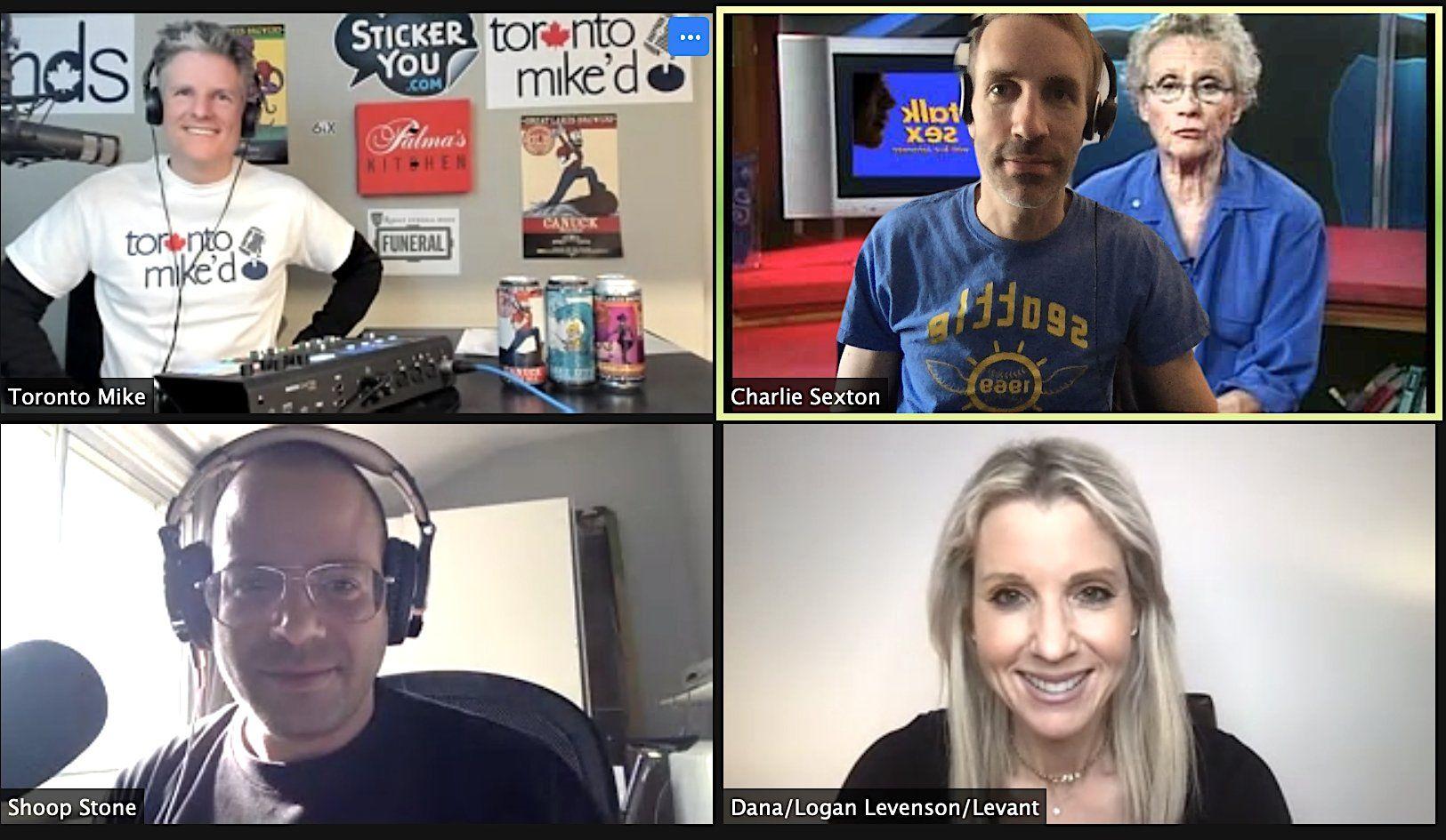 Toronto Mike'd Podcast Episode 848: Sex Jams