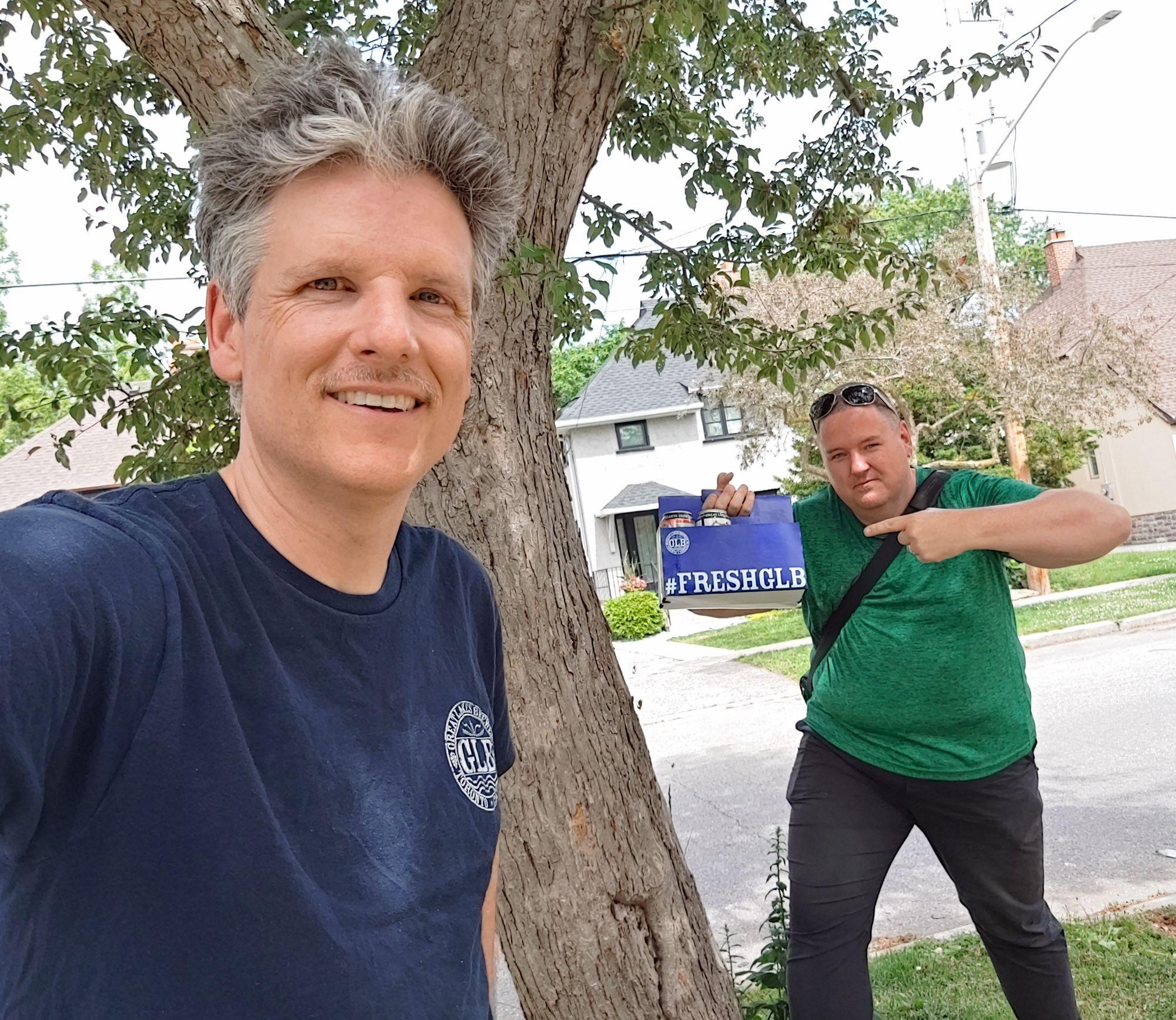 Toronto Mike'd Podcast Episode 862: Brian Bradley 🌈