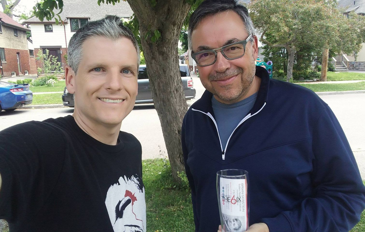 Toronto Mike'd Podcast Episode 345: Stephen Brunt Returns
