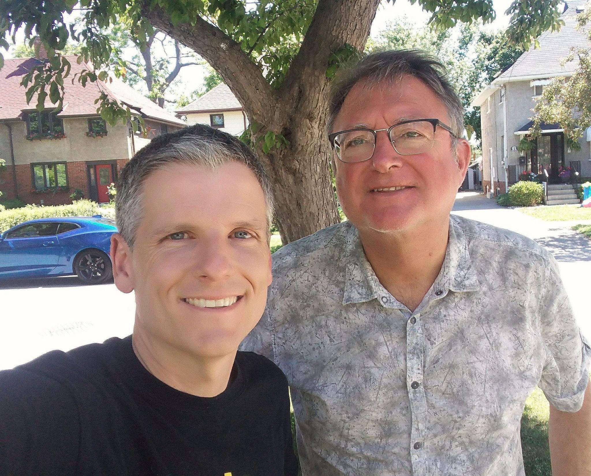 Toronto Mike'd Podcast Episode 347: Jim Slotek
