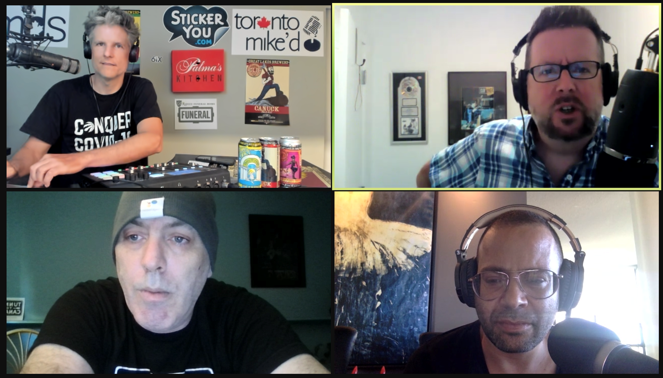 Toronto Mike'd Podcast Episode 867: Brother Jams