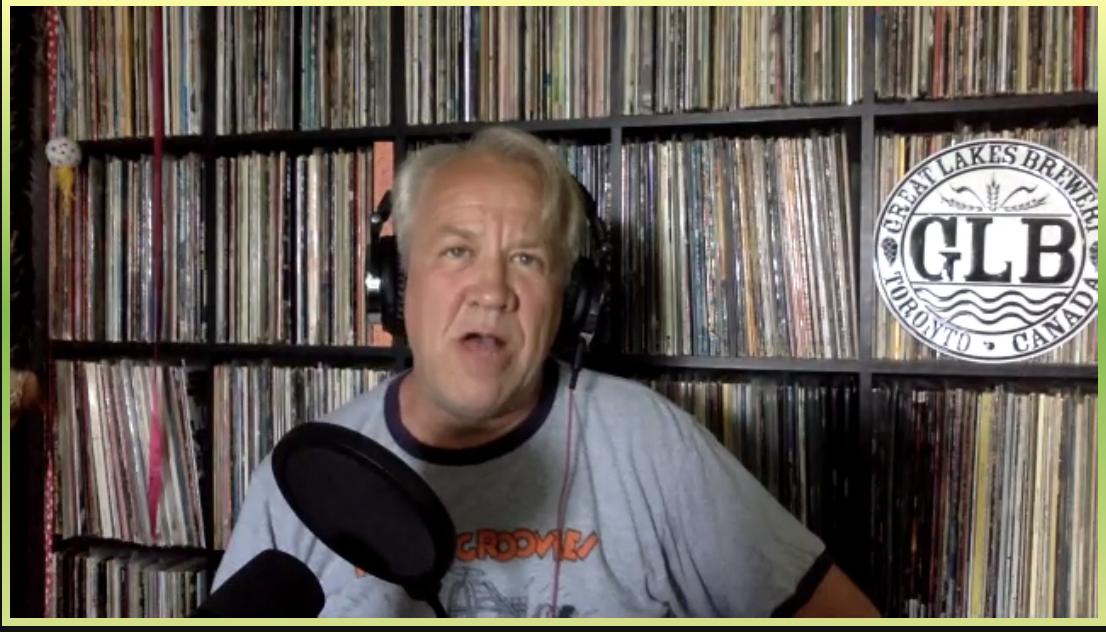 "Toronto Mike'd Podcast Episode 869: Dan ""The Mouth"" Lovranski"