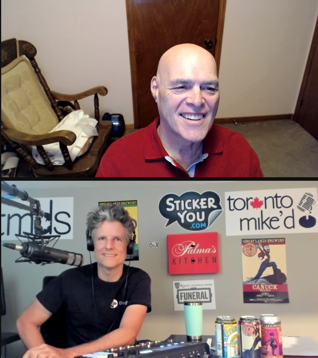 Toronto Mike'd Podcast Episode 871: Chris Mayberry