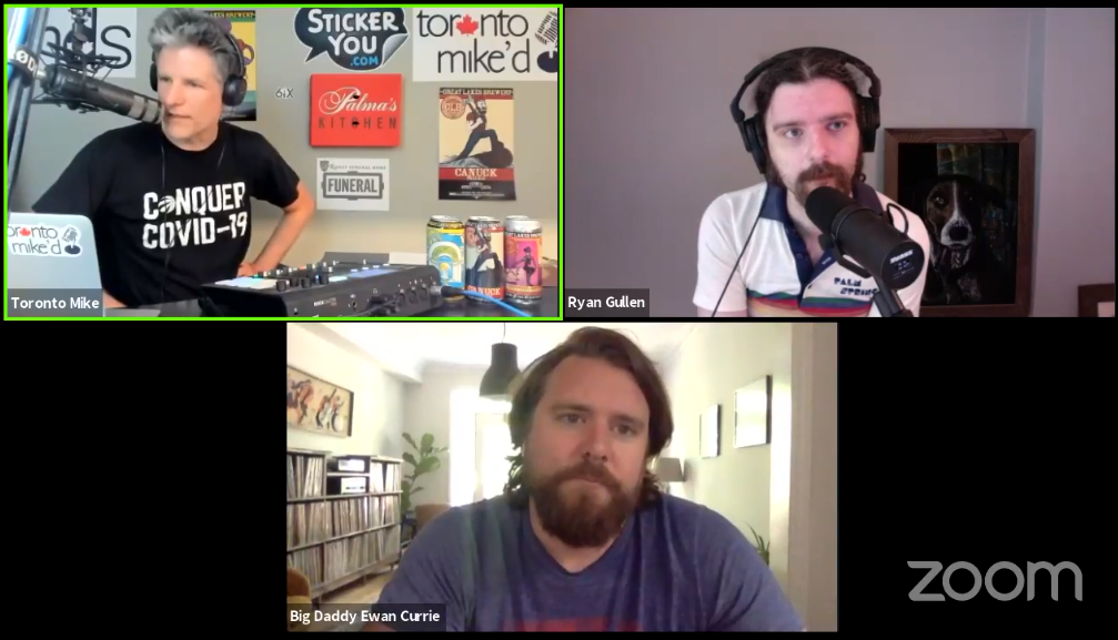 Toronto Mike'd Podcast Episode 860: The Sheepdogs