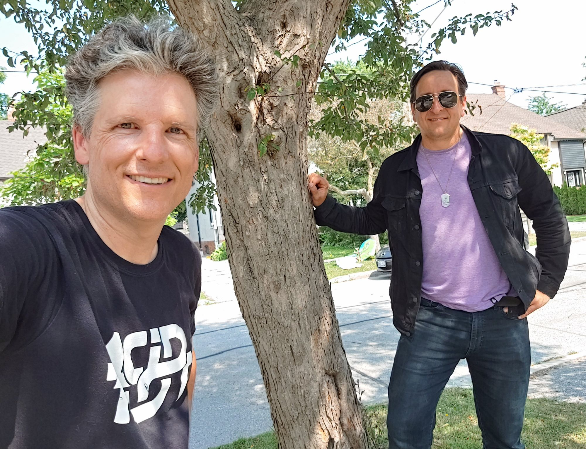 Mike Boguski from Blue Rodeo: Toronto Mike'd Podcast Episode 878