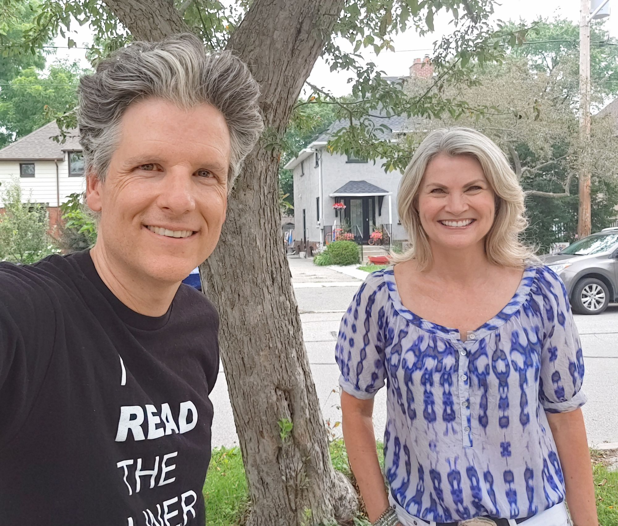 Christine Simpson: Toronto Mike'd Podcast Episode 887