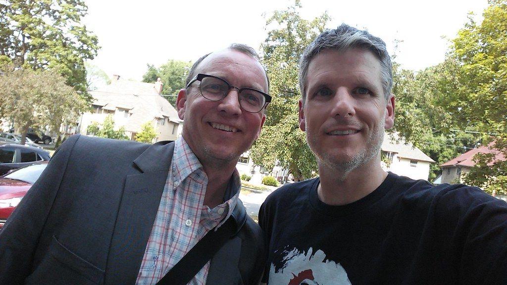 Toronto Mike'd Podcast Episode 183: Edward Keenan